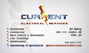 Current Electrical Services