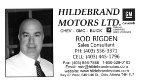 Hildebrand Motors Ltd.