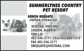 Summerlynes Country Pet Resort