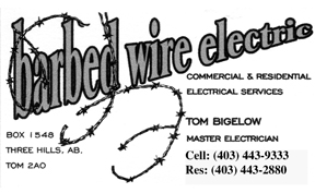 Barbed Wire Electric