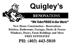 Quigley's Renovations