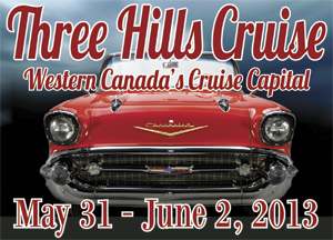 Three Hills Cruise