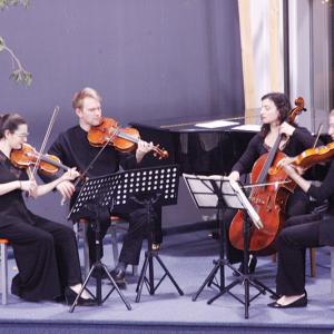 Maxwell Centre hosts Rosebud Chamber Music Festival
