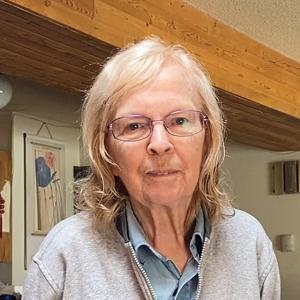 VAN DER MARK, Patricia Eileen