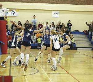 THS hosts ASAA 2A Girls Provincial Volleyball