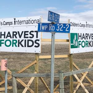 2018 Harvest for Kids is looking for your support