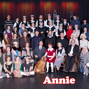 Annie enters final performance week at Parable Place