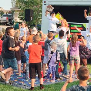 Kidztown in the Park kicks off summer program