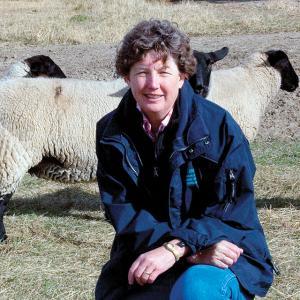 Dr. Kathleen Parker honoured for dedicating career to Canadian Livestock Industry