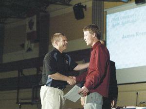Three Hills School hosts Annual Junior and Senior Award Ceremony