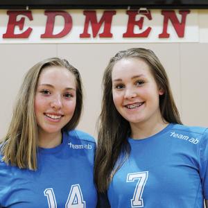 Acme Redmen Avery Bates & Edan Wade make Team Alberta