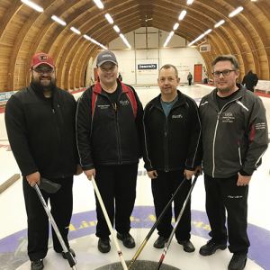 Bauer Rink takes top spot at Acme Business Bonspiel