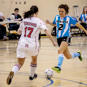 Prairie College hosts 18 team ACAC Futsal tournament