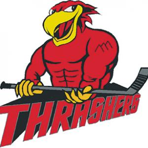 Thrashers earn victory over rival MountainView Colts