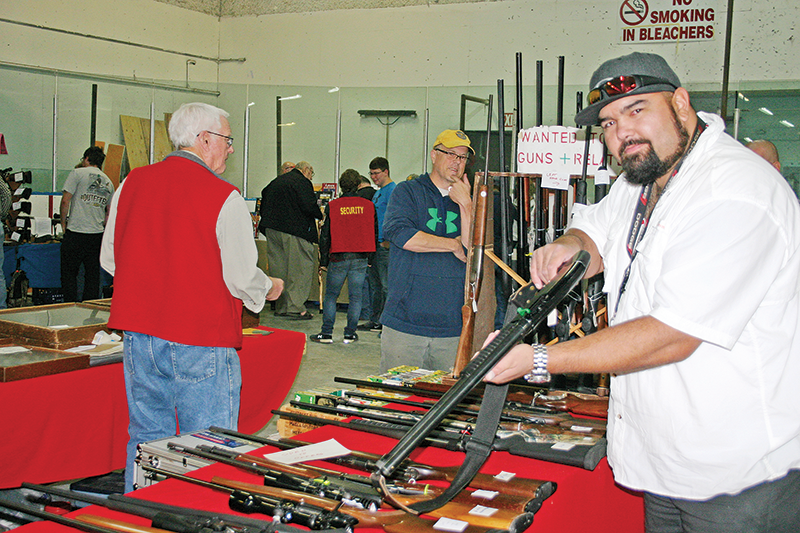 Torrington Gunshow 2018