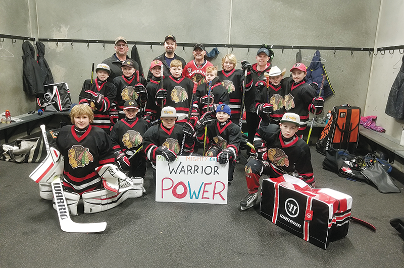 Warrior Hockey Bags