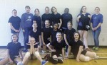 THS Junior B Girls Volleyball bring home bronze