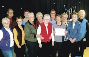 St. Mary's Health Care Centre Auxiliary celebrating 100 years