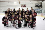 Kneehill PeeWee A Chiefs win big in Wetaskiwin