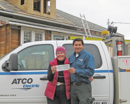 ATCO supports Village School Project
