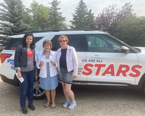 Acme 2021 Stampede Breakfast supports STARS Air Ambulance