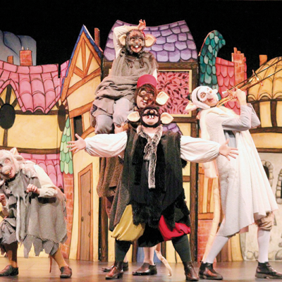 Hamelin: A New Fable, to be performed in Acme