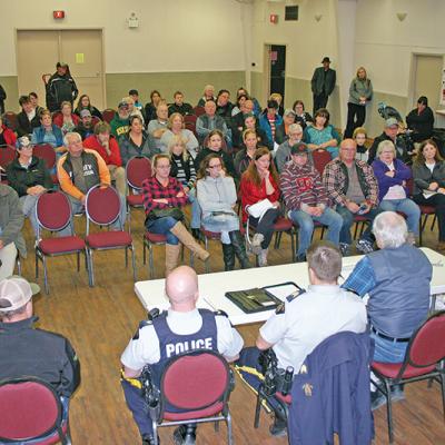 Carbon residents concerned over uptick in crime