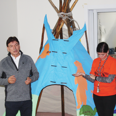 Carbon School dedicates Cultural Appreciation Center