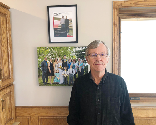 David Price: Alberta Agriculture Hall of Fame 2020 Inductee