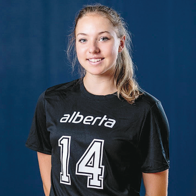 Edan Wade makes Team Alberta