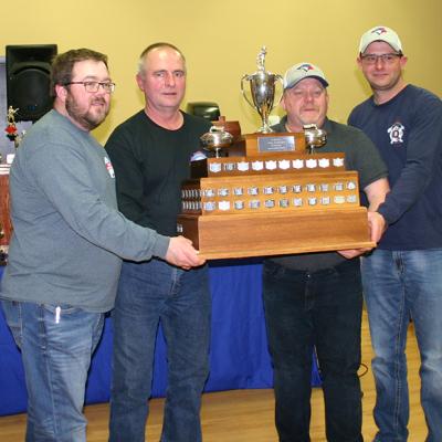Torrington Fire Department wins 2019 Alberta Firefighter Curling Bonspiel