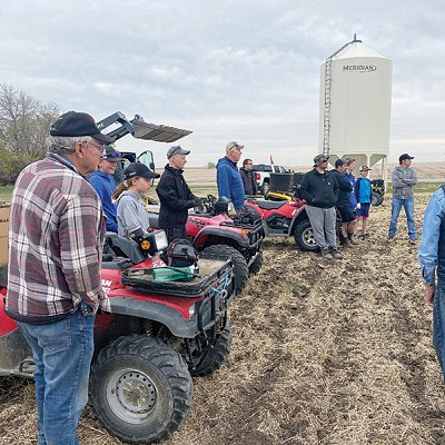 Harvest for Kids off to Great Start