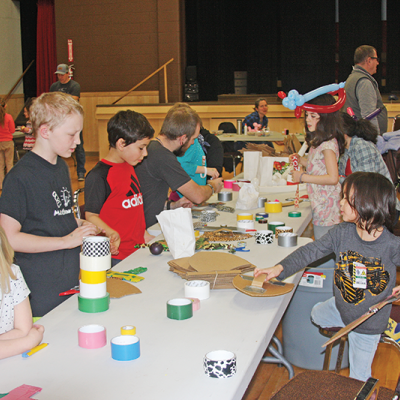 KALS hosts Family Fun Festival