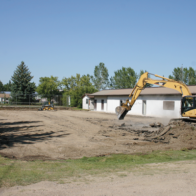 Linden Ag Society moves ahead with rink upgrades