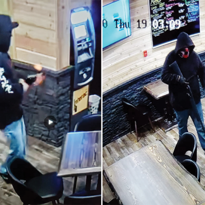 Drumheller RCMP seeking public's assistance in identifying armed robbery suspects