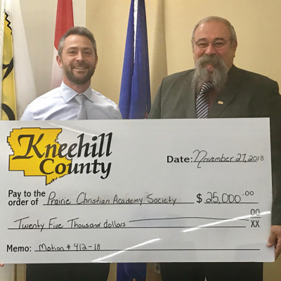 Kneehill County supports PCA project