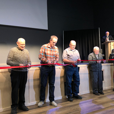 Prairie Tabernacle Congregation celebrates official opening
