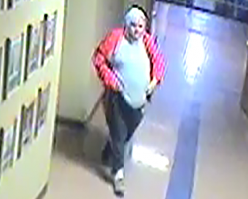 Three Hills RCMP request assistance in identifying individual
