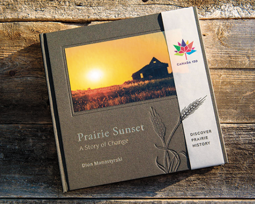 """Rural history shines in """"Prairie Sunset: A Story of Change"""""""