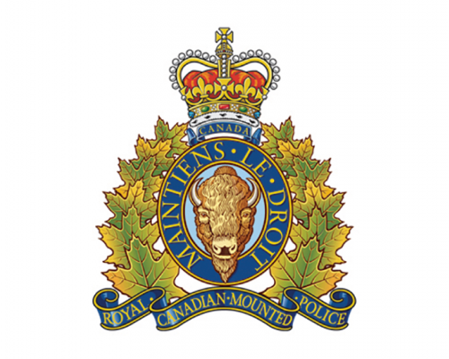 Three Hills RCMP arrest wanted male found in a stolen truck with a loaded rifle